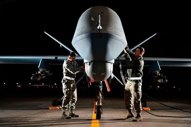 Was sagt ein Moraltheologe über Tötungsaktionen mit Drohnen?