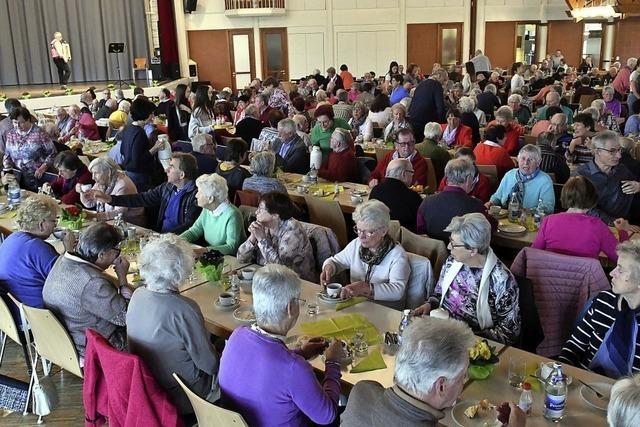 Seniorennachmittag in Friesenheim