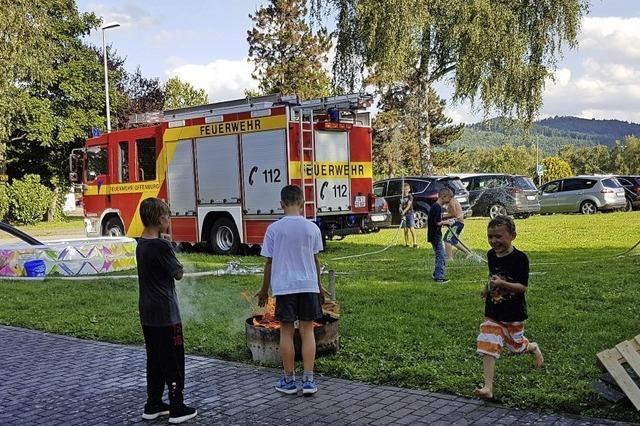 Neue einsatzstarke Feuerwehrabteilung