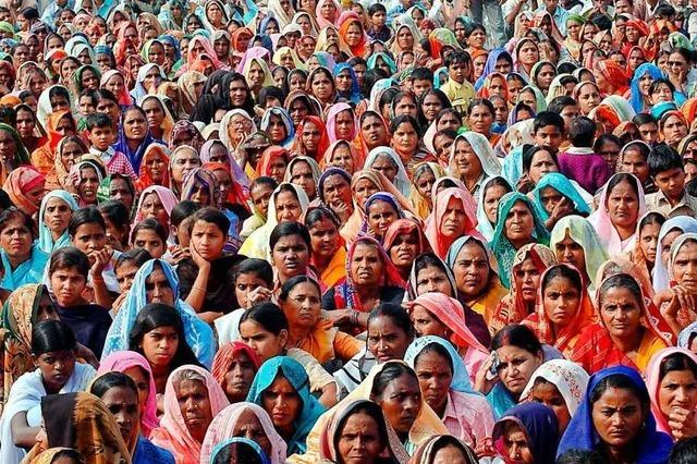 Nachhaltigkeit und Bevölkerungswachstum