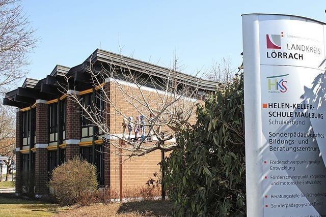 Die Helen-Keller-Schule in Maulburg und Steinen feiert ihren 40. Geburtstag