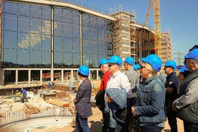 Fotos: BZ-Hautnah auf der Baustelle Rulantica und Hotel Krønåsar