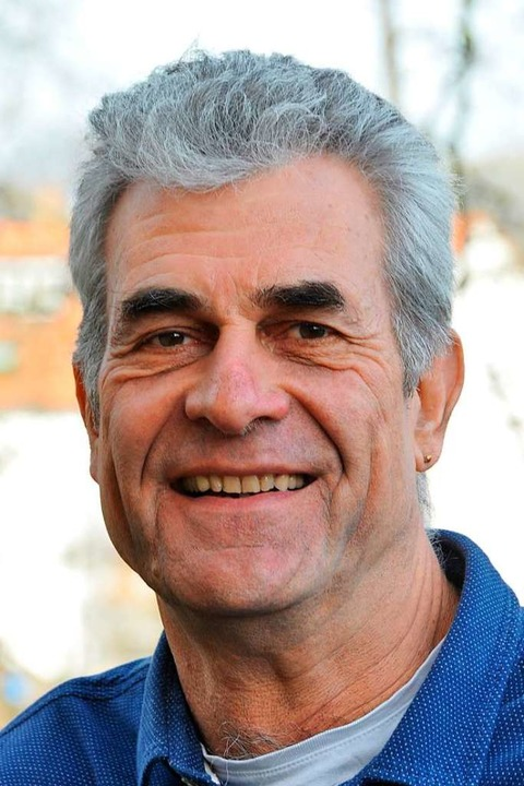 Helmut Ressel  | Foto: Daniel Gramespacher