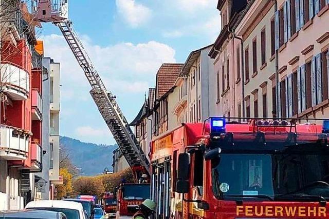 Feueralarm wegen verbrannter Hähnchenschlegel