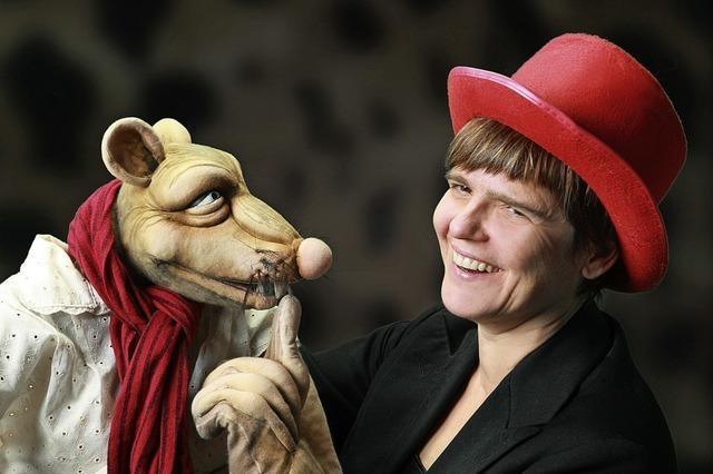 Cornelia Fritzsche kommt mit