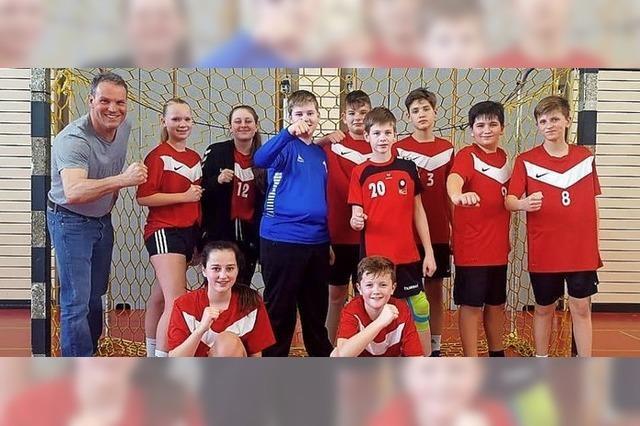 Junge Handballer feiern große Erfolge