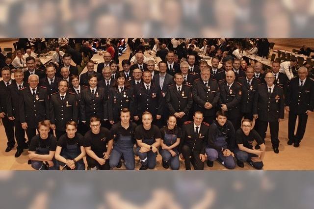 Feuerwehr Offenburg war gefordert wie noch nie