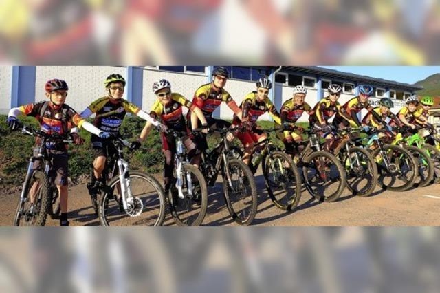 Jugendgruppe des Mountainbike-Vereins wächst stetig