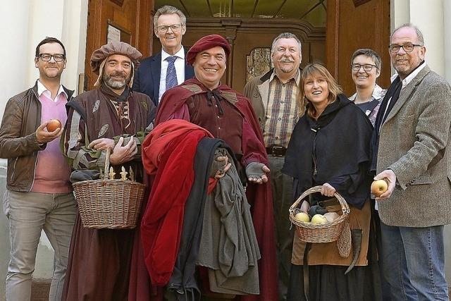 Freiburger sind für heute, 1. April, zum Mittelalter-Casting für Jubiläumsfilm eingeladen