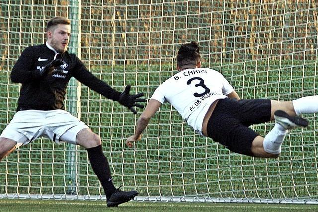 Landesligist FC Neustadt verliert sein erstes Spiel im Frühjahr
