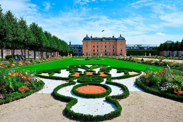 Entdecken Sie ein Meisterwerk der Gartenkunst