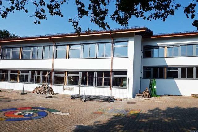 Eine Million Euro für Schulsanierung in Herrischried