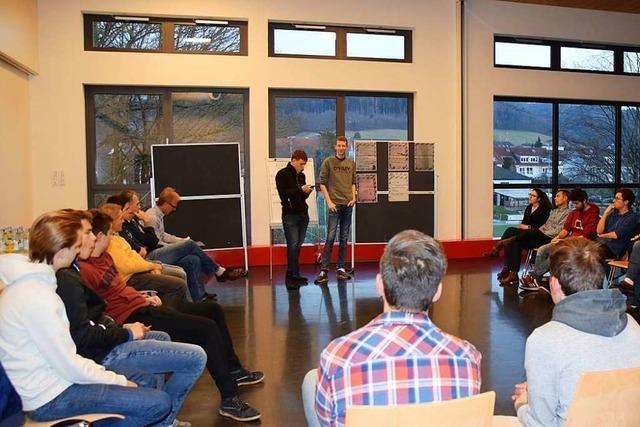 Wittnauer Jugendliche wollen einen Jugendrat gründen
