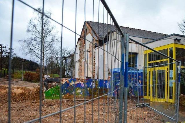 Der Umbau der Marie-Luise-Kaschnitz-Schule geht voran
