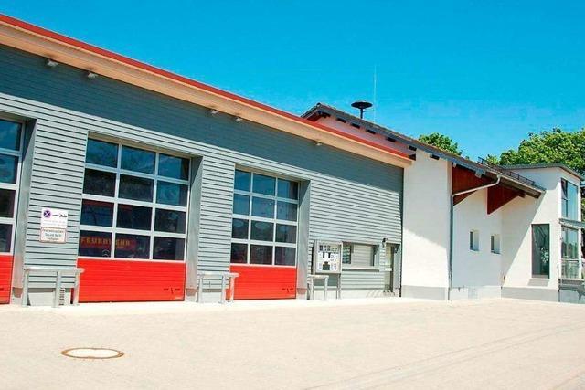 Die Freiwillige Feuerwehr in Wittnau braucht neue Mitglieder