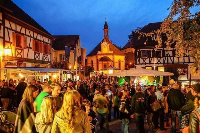 Ist das Mahlberger Stadtfest in Gefahr?
