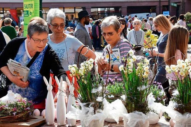 Wie war's beim … Fahrrad- und Frühlingsmarkt in Gundelfingen?