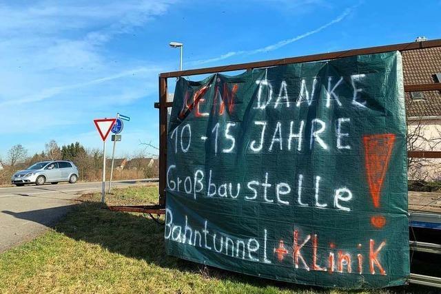 Einer von zwei Standorten für eine Großklinik in Offenburg ist raus