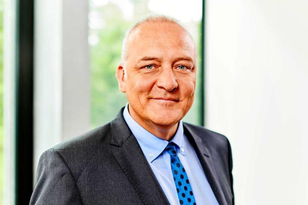 Patrick   Martin, Ehrenpräsident  der Donaldisten-Organisation  | Foto: dirk kittelberger