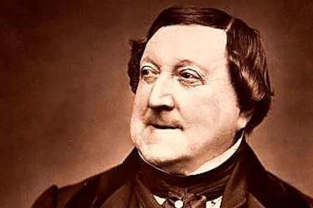 Winfried Tolls Camerata Vocale Freiburg mit Gioachino Rossinis