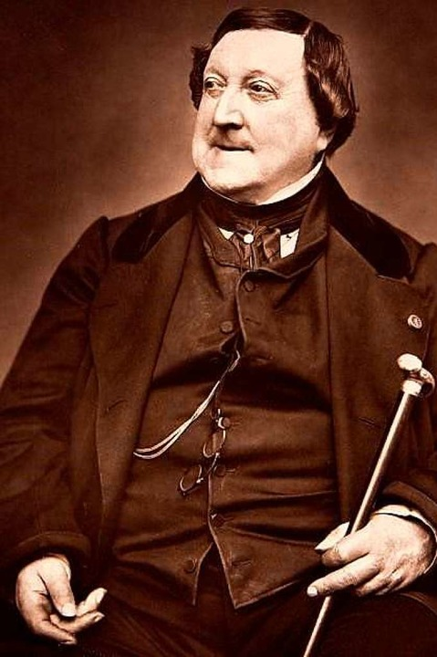 Großmeister der Oper: der Komponist Gioachino Rossini  | Foto: Pro