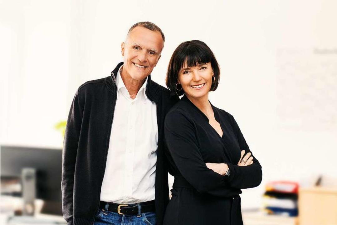 Rudolf und Sybille Plüddemann  | Foto: Rückgrat Fitnesscenter