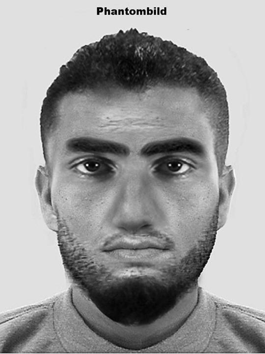 Wird immer noch gesucht: der mögliche zwölfte Täter  | Foto: Polizei Freiburg