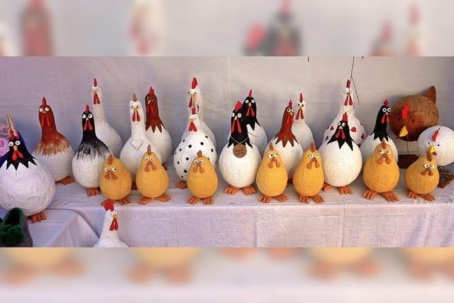 Kleines Volksfest in der Vorosterzeit