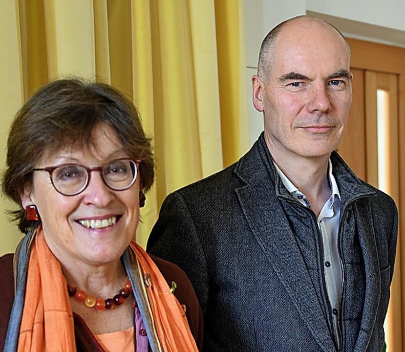 Christine Ableidinger-Günther (Steinen...er gemeinnützigen Organisation Ecoloc   | Foto: Bergmann