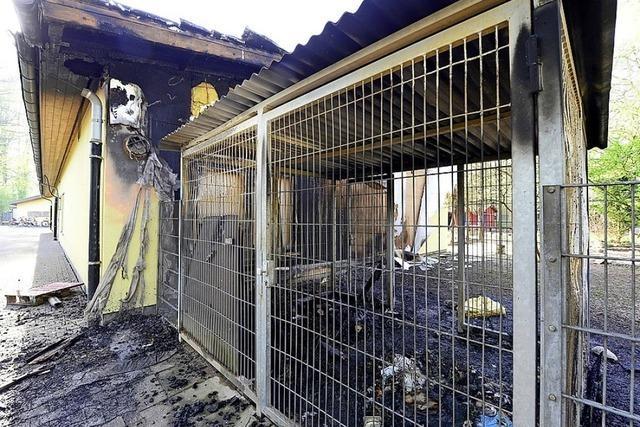 Brand in Kita Landwasser verursacht große Schäden