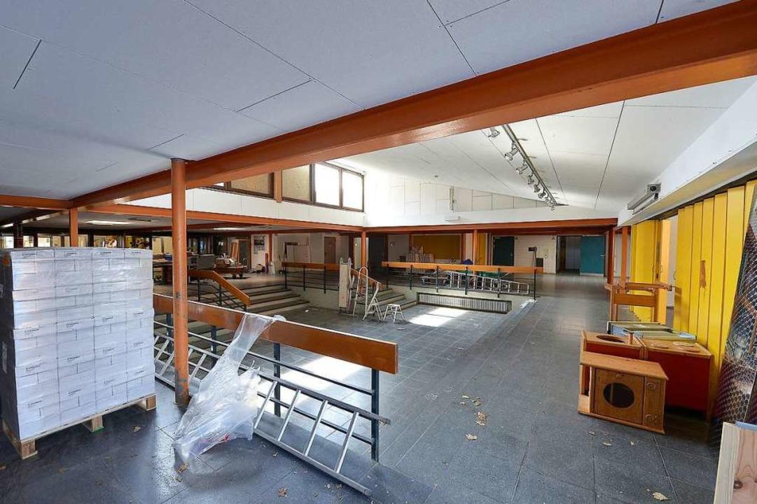 Die baureife Planung für die Adolf-Reichwein-Schule musste überarbeitet werden.  | Foto: Ingo Schneider