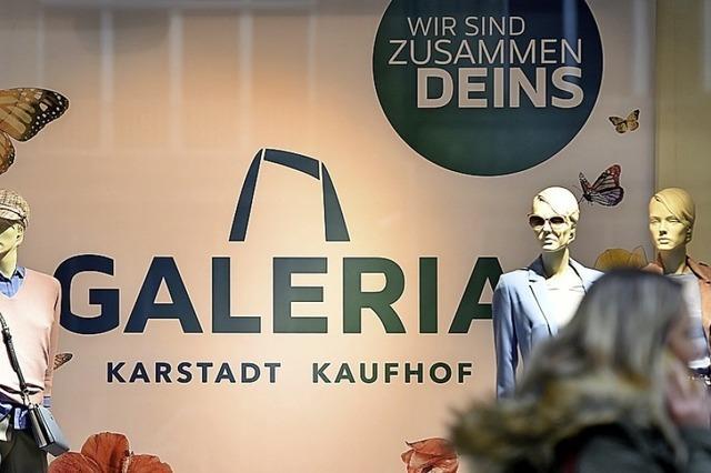 Fusion der Warenhäuser Karstadt und Kaufhof gestaltet sich zäh