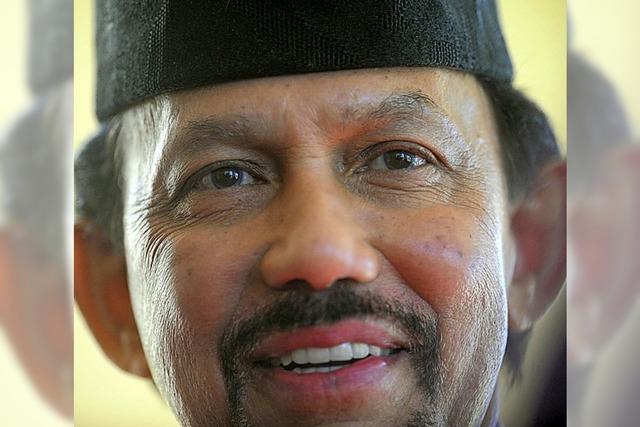In Brunei sollen Homosexuelle zu Tode gesteinigt werden