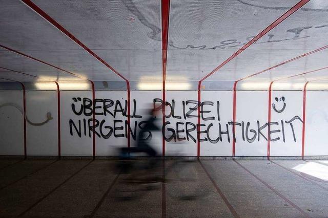 Mehr illegale Graffitis im Südwesten – Freiburg unterstützt Hausbesitzer