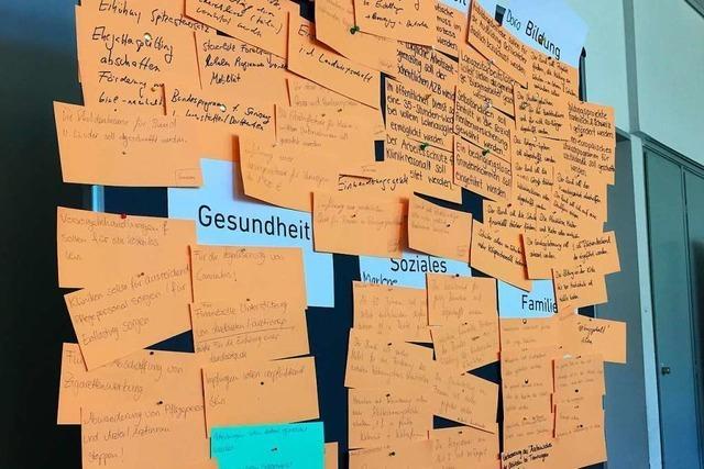 Landeszentrale für politische Bildung sucht Mitarbeiter für Projekt