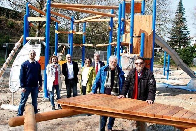 Spielplatz in der Fichtestraße wird für 100 000 Euro erneuert
