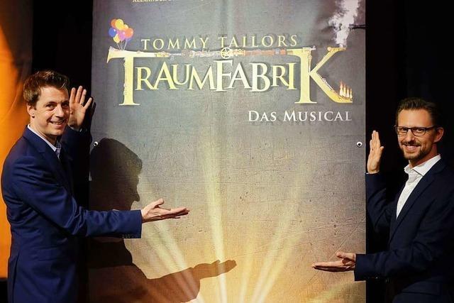 Gloria-Theater stellt neues Musical vor