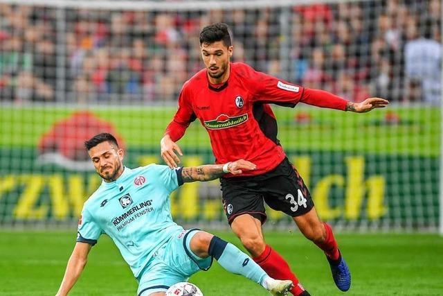 Tim Kleindienst verlängert Vertrag beim SC Freiburg