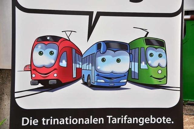 Ab Freitag gibt es Triregio-Mehrfahrtenkarten