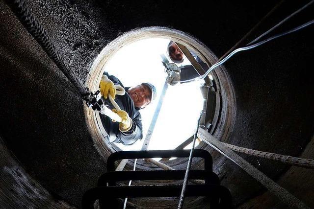 Das Kanalnetz in Breitnau wird erstmals per Kamera kontrolliert