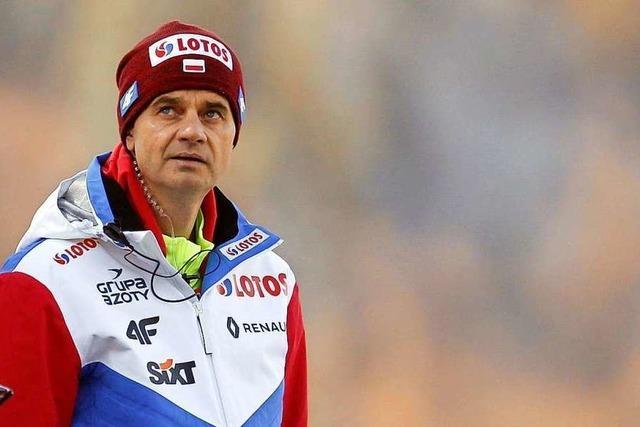 Stefan Horngacher wird neuer Skisprung-Bundestrainer