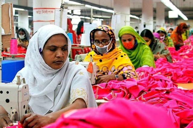 Tchibo-Managerin fordert mehr Druck auf globalisierte Textilbranche