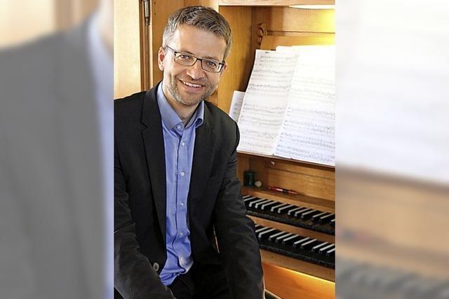 Orgelklänge in der Fastenzeit