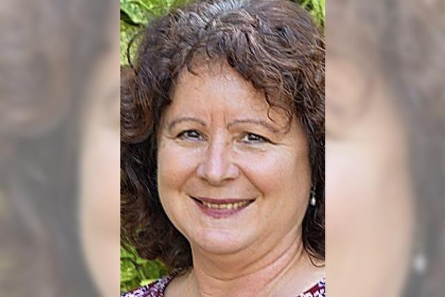 MENSCHEN: Ingrid Nutto aus Endingen seit 40 Jahren Lehrerin