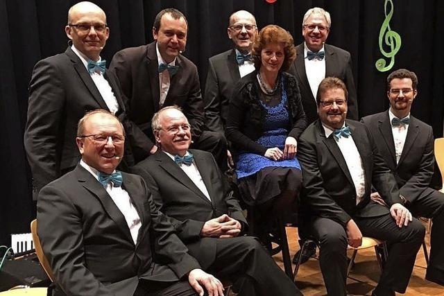 Die Vokalisatoren und United Voices in Teningen-Nimburg