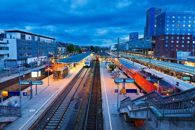 Bewusstlose Frau am Freiburger Hauptbahnhof bestohlen