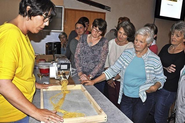 Landfrauen haben viele kreative Ideen