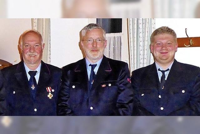 Feuerwehr leitet den Generationswechsel ein