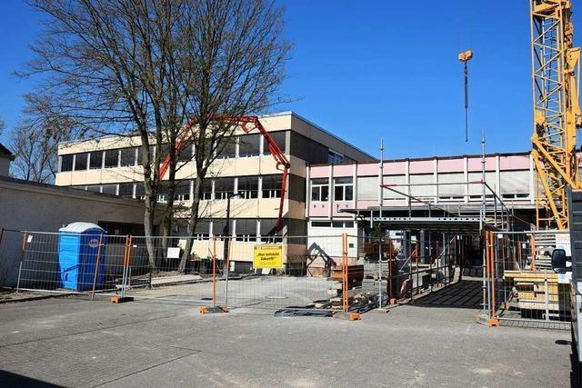 Das Martin-Schongauer-Gymnasium in Breisach bekommt eine neue Mensa