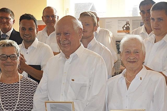 110 Jahre im Gesangverein
